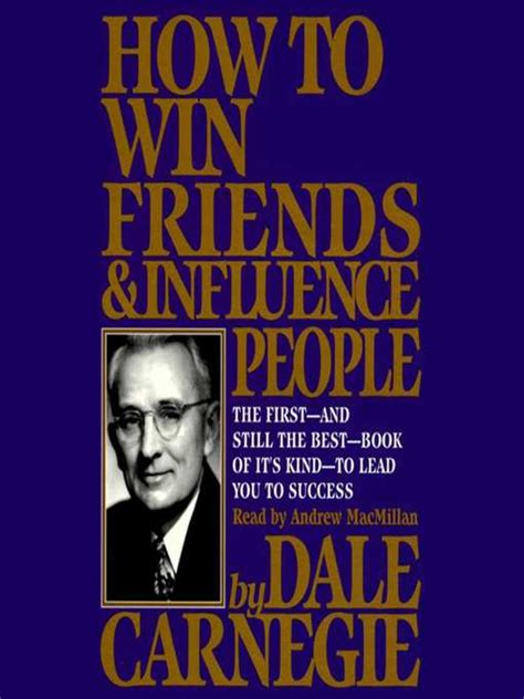 How To Win Friends And Influence Cover Letter by How To Win Friends And Influence Downloadable