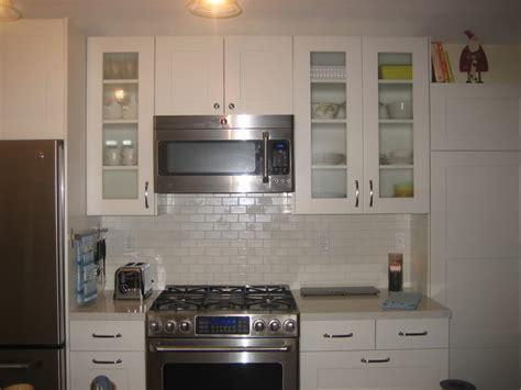 ikea kitchen backsplash white kitchen backsplash ideas homesfeed