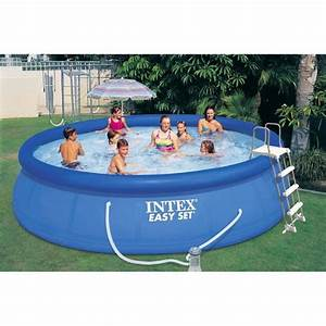 Aspirateur Spa Intex : aspirateur piscine intex easy set ~ Mglfilm.com Idées de Décoration