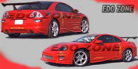2000 Mitsubishi Eclipse Spoiler by Mitsubishi Eclipse Aftermarket Aerodynamics1990 To 2005
