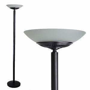 Led floor standing energy efficient lamp uplighter for Led plant floor lamp