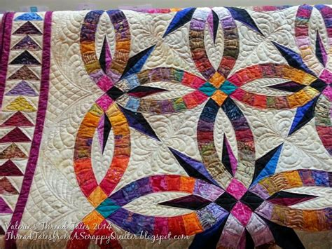 thread tales from a scrappy quilter my bali wedding star my quilts bali wedding wedding