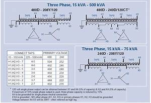 480 Volt 3 Phase To 240 Volt Single Phase Wiring Diagram
