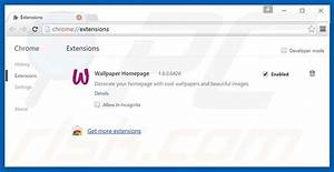 How to get rid of Home.wallpaper.myway.com Redirect ...