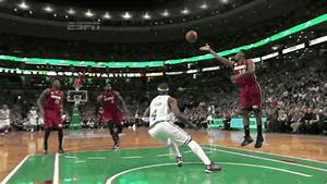 Upper Deck Turned LeBron James' Dunk on Jason Terry into ...