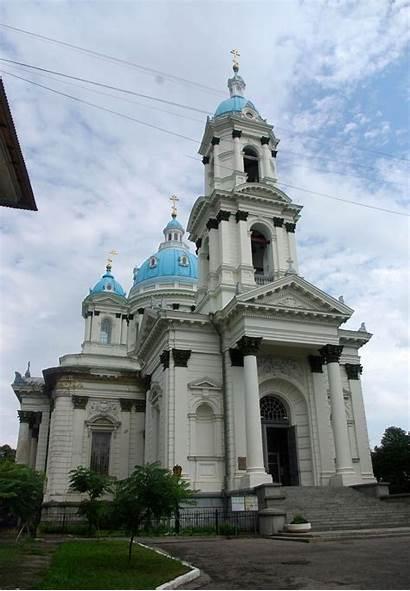 Churches Sumy Ukraine Most Church Ukrainetrek 1901