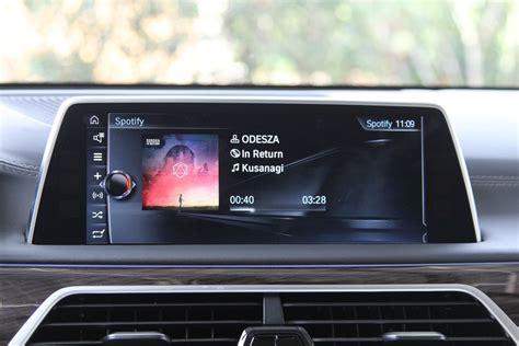 bmws cars  support  spotify pandora