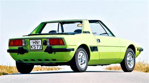 Fiat X19 by Fiat X19 128 1972 78