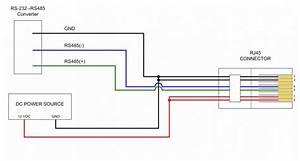 Rj45 Wiring Diagram Rs485 Pinout To Rj45 Wiring Diagram