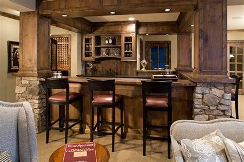 indoor home bar ideas home bar rustic  home bar wood