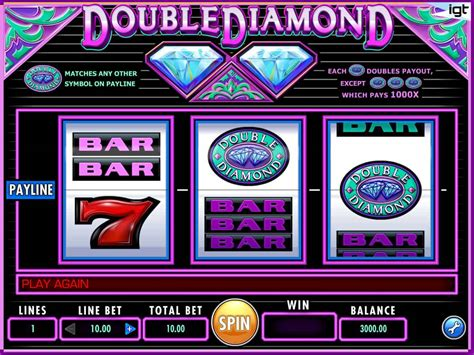 » Play Free Double Diamond™ Slot Online  Play All 4000. Thin Rings. Cultured Pearls. Marquise Rings. Silver Diamond Bangle. Antique Engagement Rings. Multilayer Necklace. Customized Pendant. Orchid Earrings