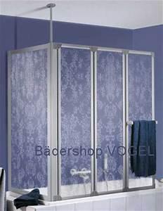 Duschwand Badewanne 160 : prima badewannen duschwand dreiteilig mit seitenteil ~ Lizthompson.info Haus und Dekorationen