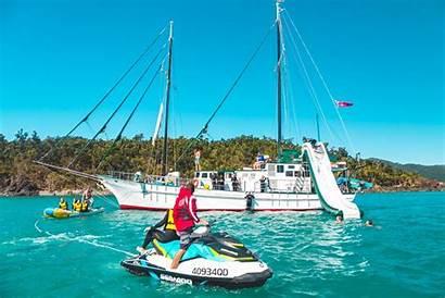Horizon Whitsundays Sailing Boats Party
