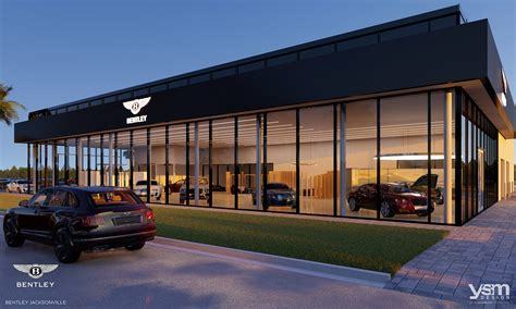 Site planned for new Bentley dealership takes step forward ...