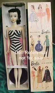 50s earrings vintage dolls identified 1959 1962