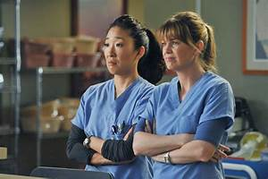 The 15 Best Meredith-Cristina Moments on 'Grey's Anatomy'