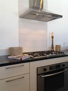 Kitchen cooktop, stove and backsplash - Modern - Kitchen