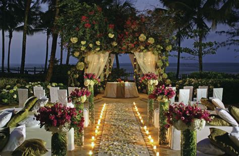 Why Wedding Planners Are Choosing Outdoors Wedding Venues