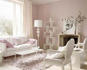 Weiße Möbel Wohnzimmer : einrichtungsideen wei e m bel ~ Orissabook.com Haus und Dekorationen