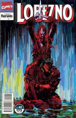 Lobezno vol 1 (1989 1995) #40 (Planeta DeAgostini Cómics
