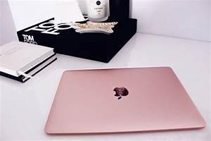 The Rose Gold MacBook