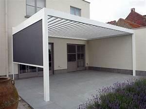 Tettoie in alluminio pergole e tettoie da giardino Caratteristiche tettoie in alluminio