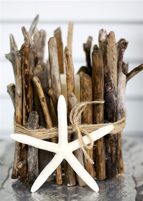 ways    driftwood candle holder guide patterns