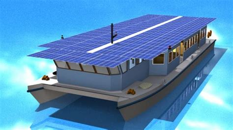 Boat Service From Vaikom by Solar Powered Boat Starts Service In Kerala