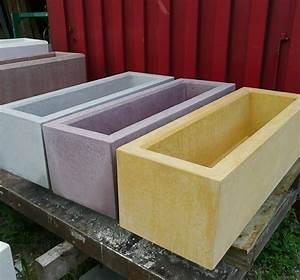 Pflanztröge Beton Rechteckig : sommer 2013 betonmanufaktur stowasser ~ Sanjose-hotels-ca.com Haus und Dekorationen