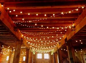hourglass entertainment barn lighting string lights With barn party lights