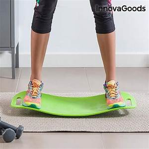 Innovagoods Balance Board With Workout Guide