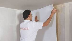 Sous Couche Toile De Verre : une toile de verre anti bruit a existe ~ Premium-room.com Idées de Décoration