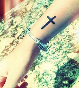 143 best Cross/Faith/Infinity/Dove Tattoos images on ...