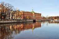 Mikhailovsky Castle St. Petersburg Russia