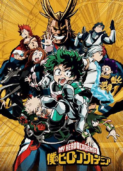 Hero Academia Stars Anime Impressions Shoot Basic