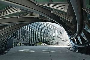 Cultural Center Design Standards Phoenix International Media Center Designed By Biad
