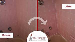 shower recaulking service prevented potential water damage With bathroom caulking service