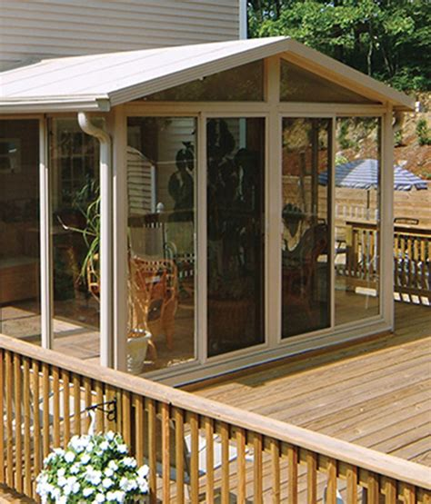 cost of sunroom the easyroom sunroom kit allows you to save on labor