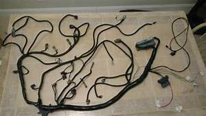 Ls Harness Drive By Wire Th350  400 Manual Trans 4 8 5 3 6