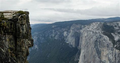Couple Died In Yosemite Fall While Taking Selfie Mans