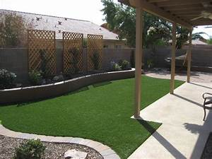 Small backyard ideas that can help you dealing with the for Small backyard landscape ideas