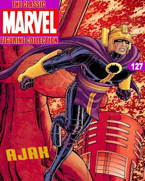 Paxsam Custom Marvel: The Eternals