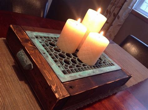 upcycled decor with modern masters metal effects paint
