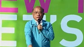 病後首復出!蘇貞昌:若再讓國民黨執政「浪費我拚一輩子」 - 華視新聞網