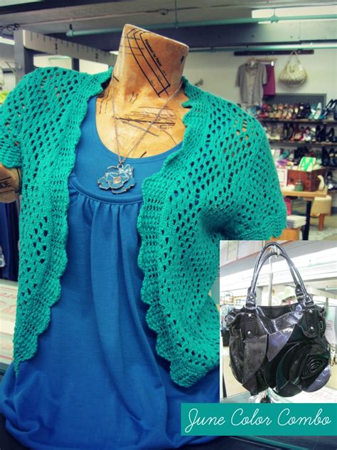 Wear Wednesday June Color Combo Blue  Teal