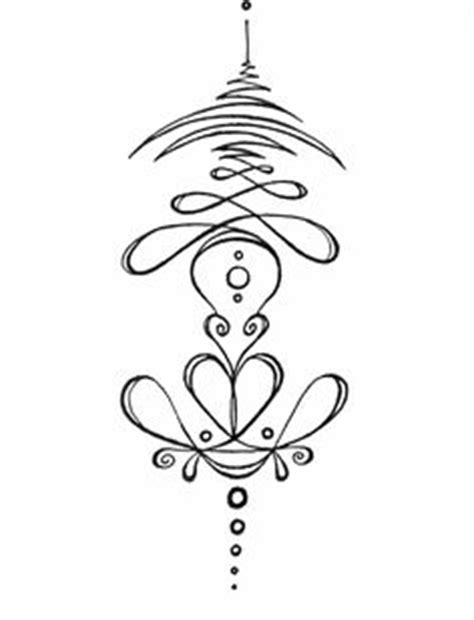 Unalome Medley Handmade Meditations - Buddhist Symbol of