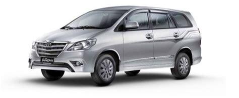 Toyota Kijang Innova Backgrounds by Toyota New Innova 2 5 Gx 8 Seater Car Price
