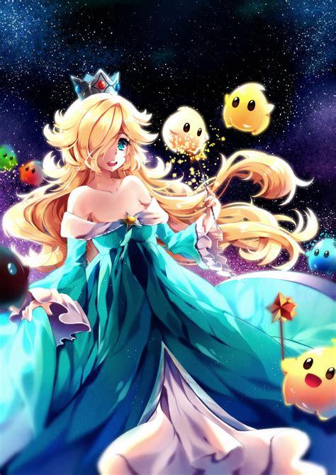 rosalina super mario galaxy zerochan anime image board