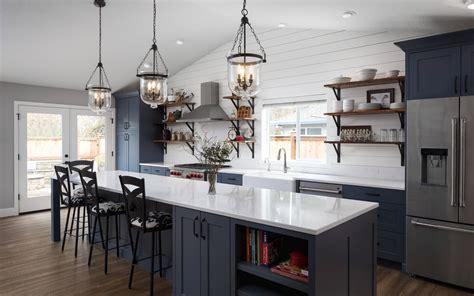 modern farmhouse kitchen ideas  inspire