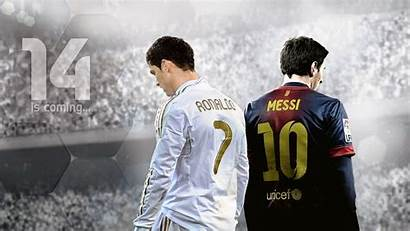 Ronaldo Messi Wallpapers Wallapers Fresh